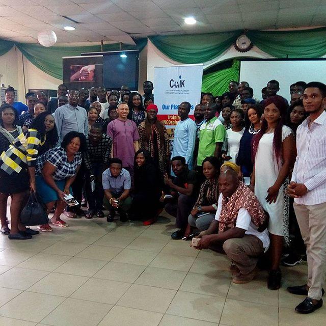Youths of Living Faith Church