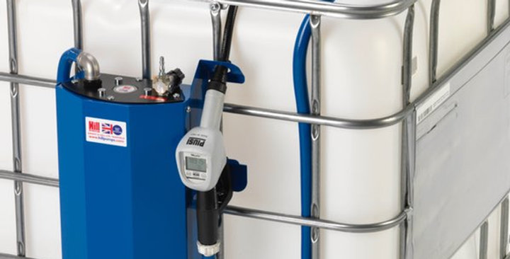 AdBlue IBC Dispensing System (airline powered)