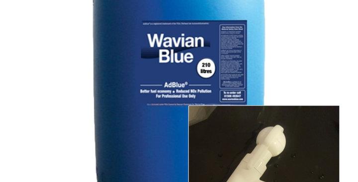 AdBlue Drum Starter Kit (2) 1 X 210 Litre AdBlue + Manual Pump