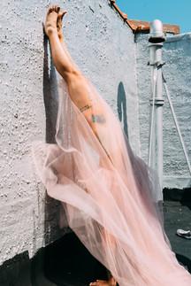 Christa Boudoir Editorial