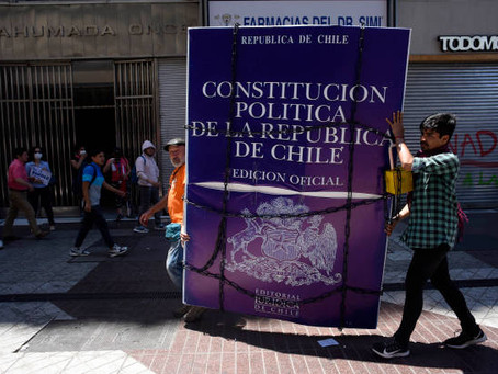 Starting from Scratch: Chile's New Constitution