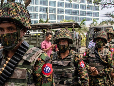 State Building in Myanmar: What Comes after the Coup?