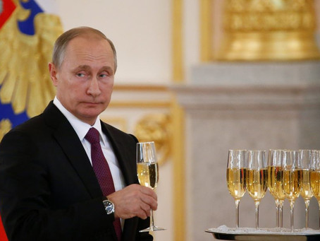 Election 2016 Reactions: Time to Pop the Champagne in Moscow?