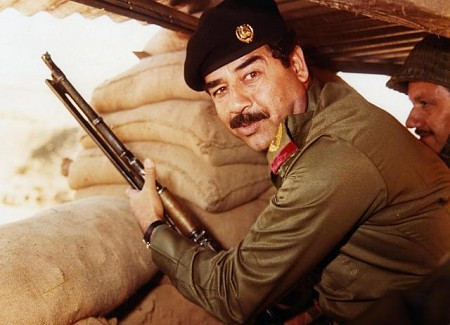 Saddam Hussein's Decision to not Withdraw from Kuwait