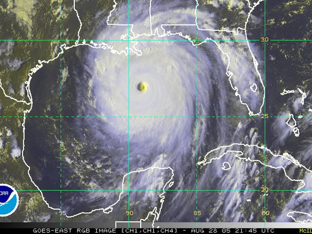 Memo Series: Preparation for and Response to Hurricane Katrina