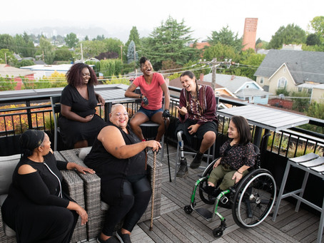 Revealing Policy Gaps at the Intersection of Disability and COVID-19