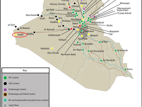 ISIS Stamps Out Dissidents in Rutbah, Iraq: An Analysis