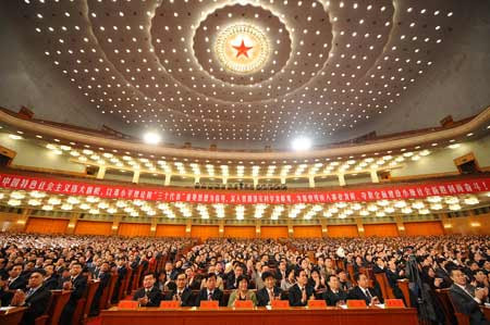 Getting Ahead in the Politburo: Predicting who will be enthroned in China's 19th Party Congress