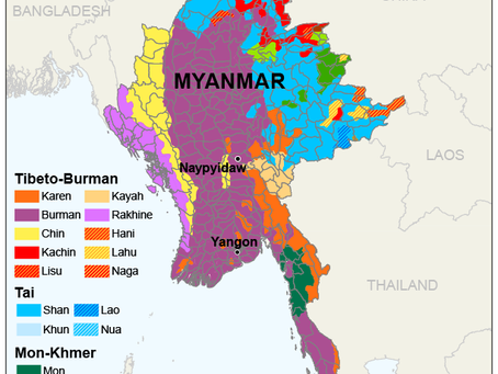 Doctored Numbers, Religious Violence, And The Census Form: An Explosive Trio In Western Myanmar
