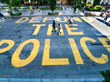 What Does #DefundThePolice Actually Mean?