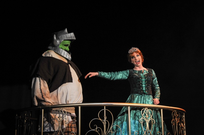 Shrek the Musical, 2014