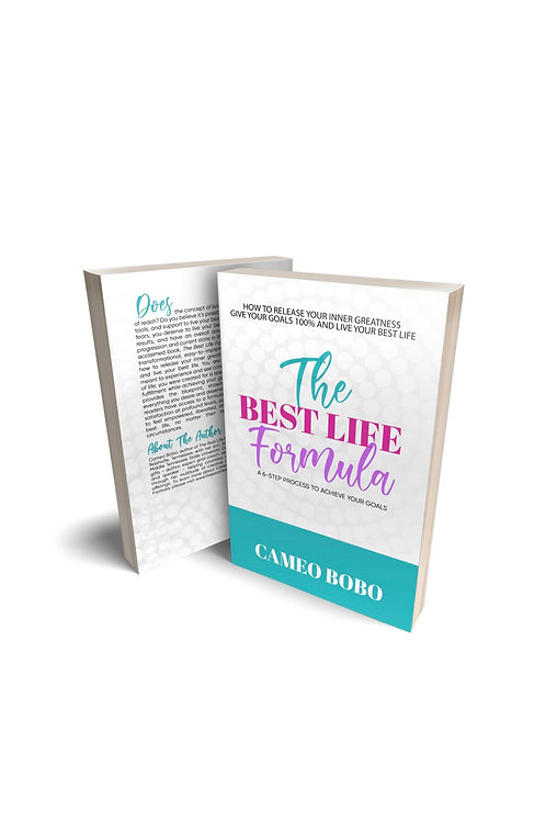 The Best Life Formula Book