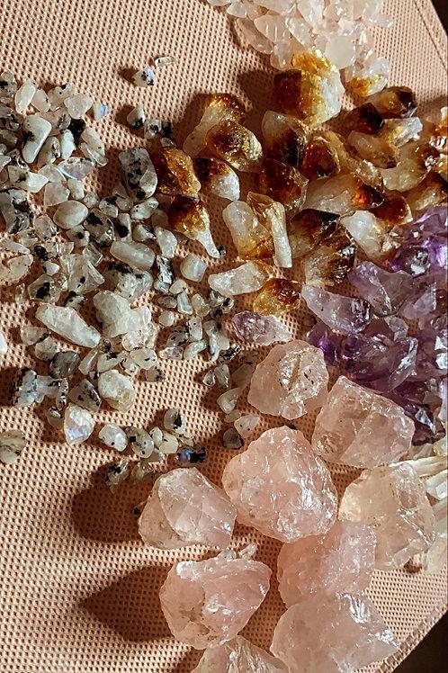 Charged Mini Stones