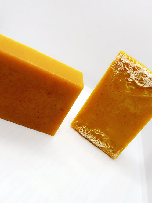 Golden Goddess Tumeric Bar