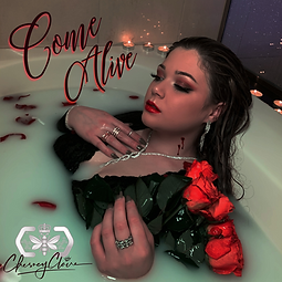 Come Alive Chesney Claire Las Vegas Pop Singer/Songwriter Music