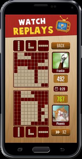 Woody Battle | Online Multiplayer Block Puzzle