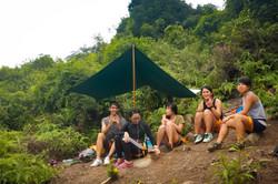 Rock Climbing in Sai Tin
