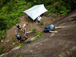 Rock Climb in Sha Tin