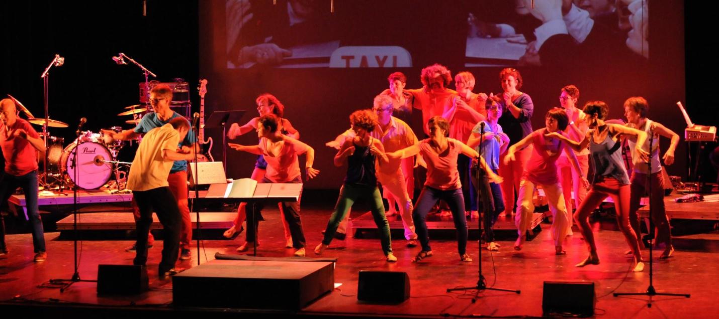 Concert au Sémaphore d'Irigny
