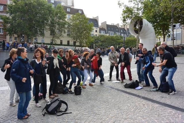 Voix-ci Voix-là à Paris !