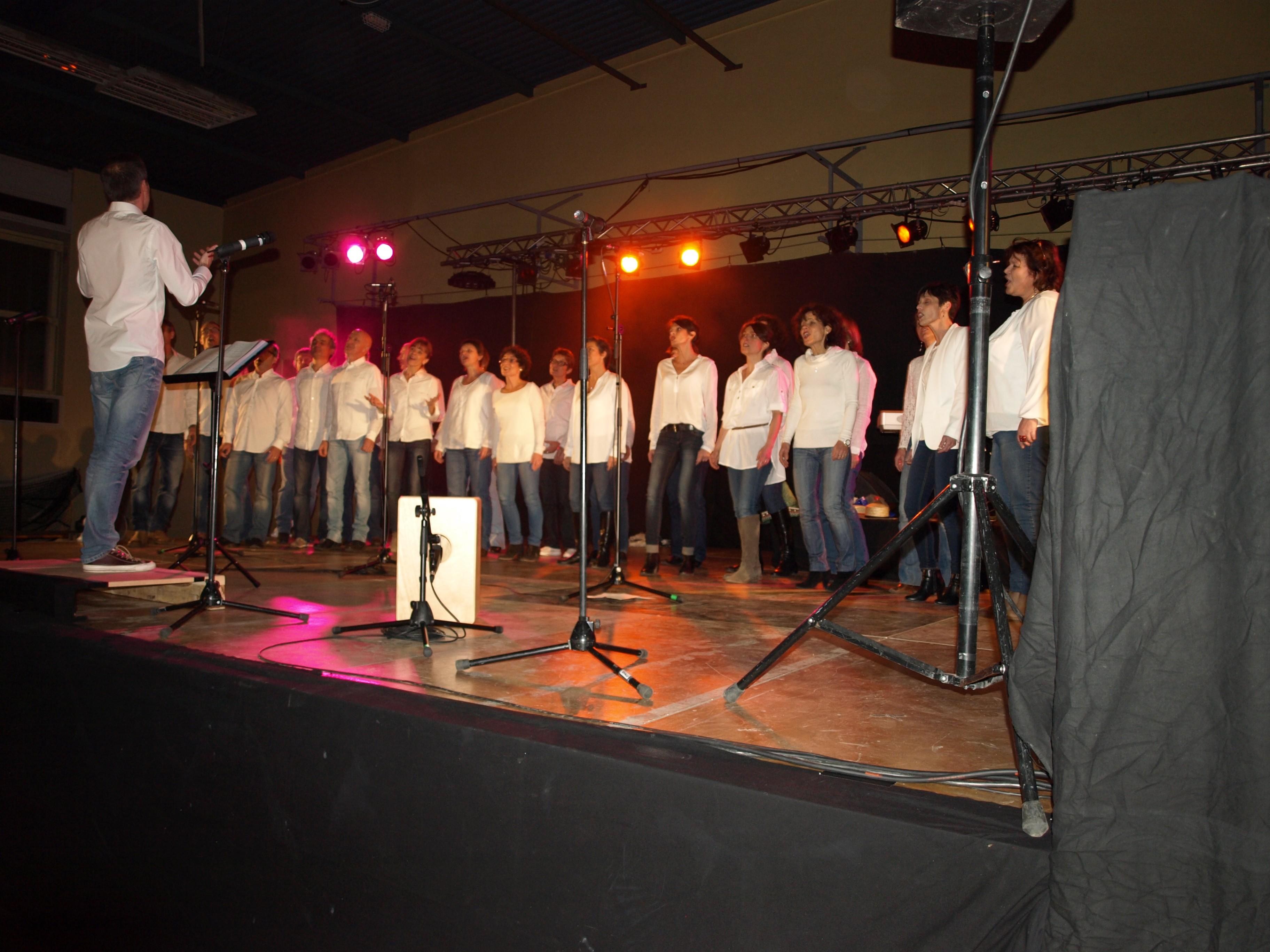Concert du Téléthon 2013