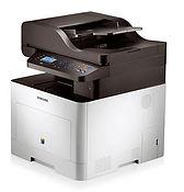Impresoras laser multifuncion color