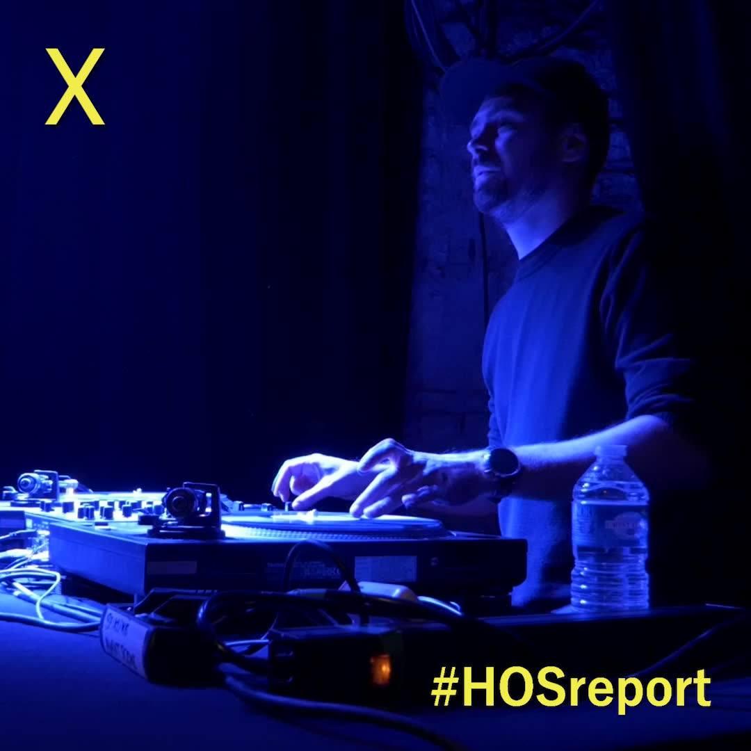 #HOSreport X / Scratch Lab + Dope Saint Jude