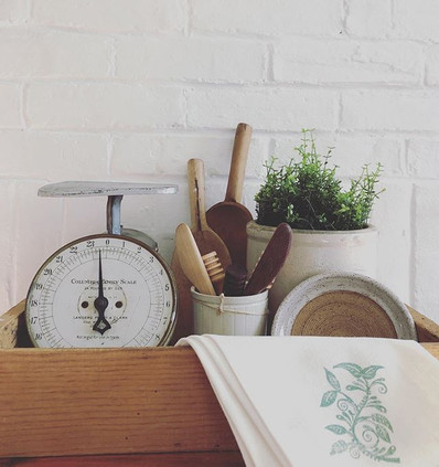 So excited to launch our vintage farmhou