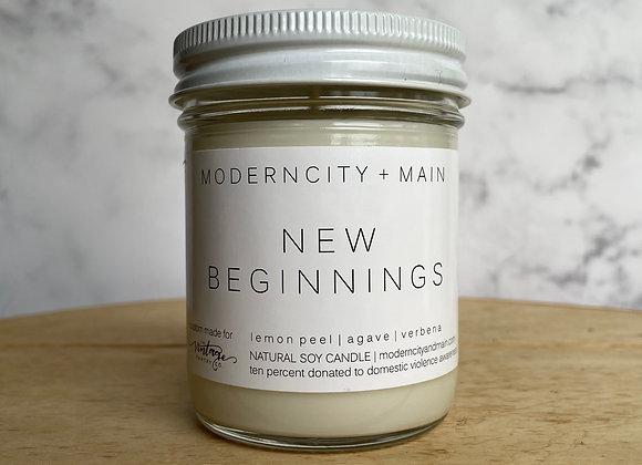 Moderncity + Main Signature Scent - New Beginnings