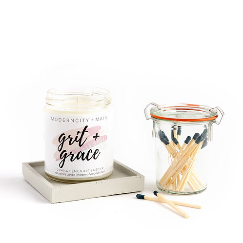 Grit & Grace Gift Set
