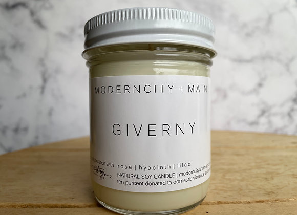 Moderncity + Main Spring Scent - Giverny