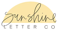 Sunshine Letter Co.