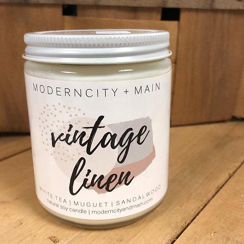 Moderncity & Main Signature Scent - Vintage Linen
