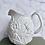 Thumbnail: Mexican Porcelain - Floral Pitcher