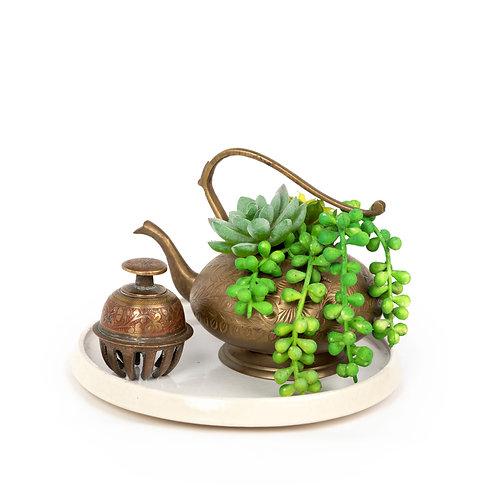 Brass Decorative Tea Pot