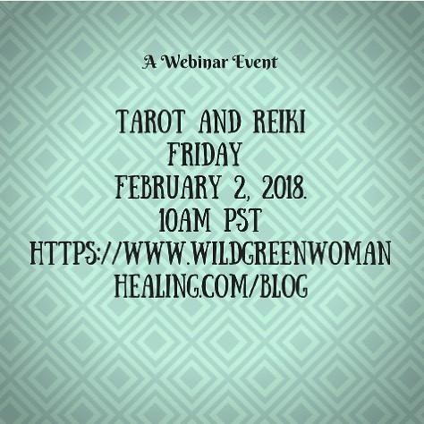 A Wild Green Woman Healing Webinar Event