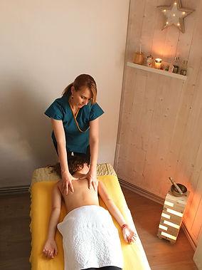 mon espace de massage