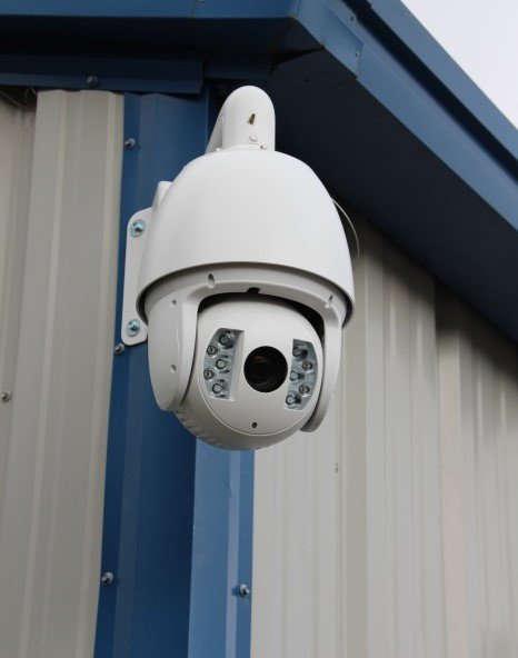 PTZ cameras