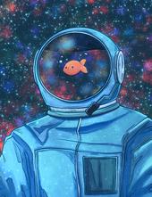 Astronaut Achelous