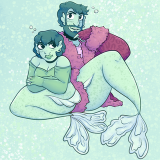 Mermaid Ness and Douglas