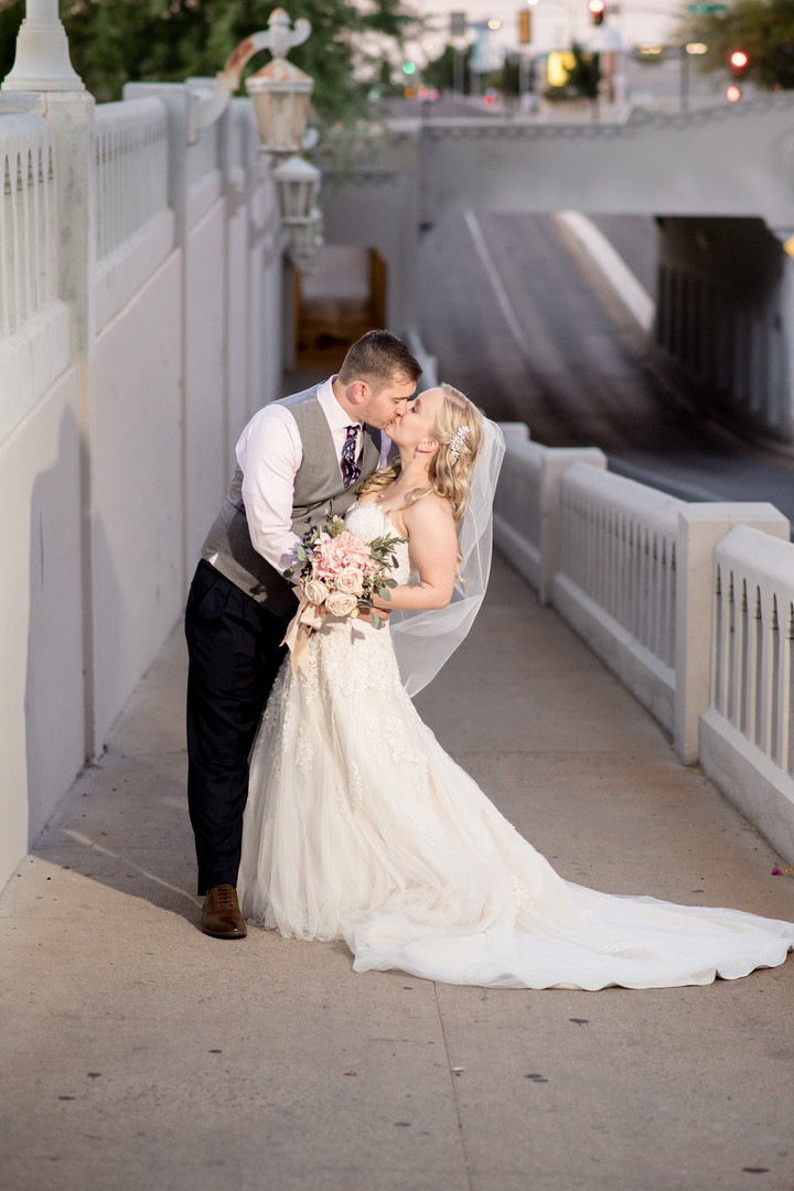 Ashley and Kenneth's Wedding