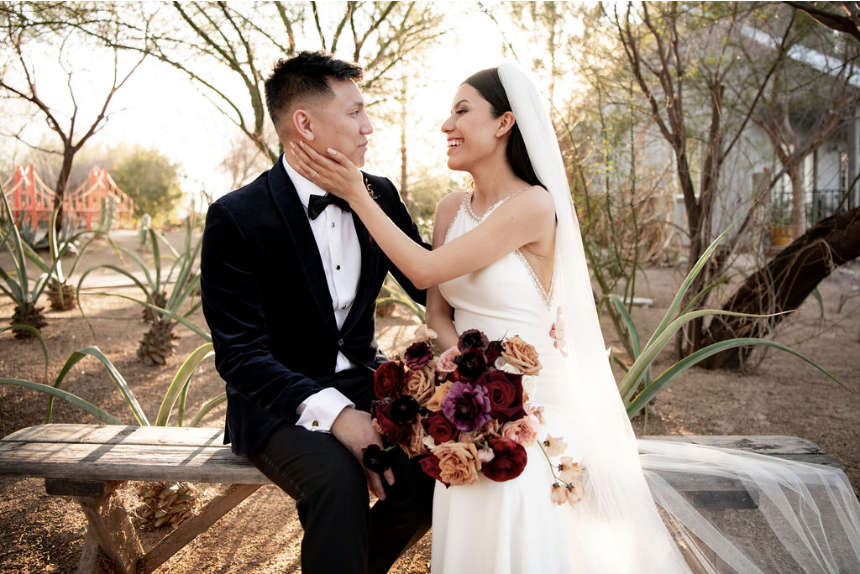 Quiana and Eli's Wedding