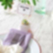 ウェディングギフト・ハンドメイド・手作り・植物・グリーン・ウッドキューブ