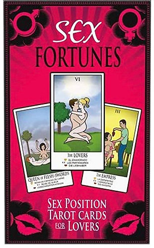 SEX FORTUNE ORACLE MESSAGE