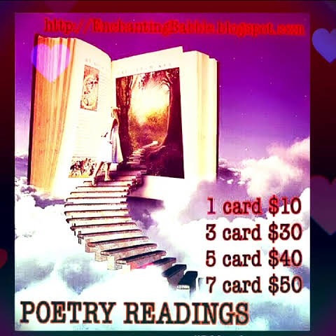 ENCHANTED ONE POETRY ORACLE