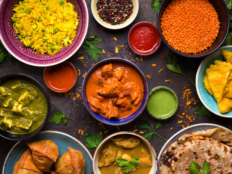 The Evolution of Indian Street Food