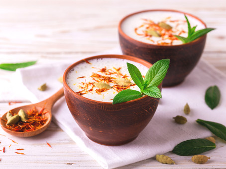 A Glass of Love & Lassi – The Popular Indian Beverage