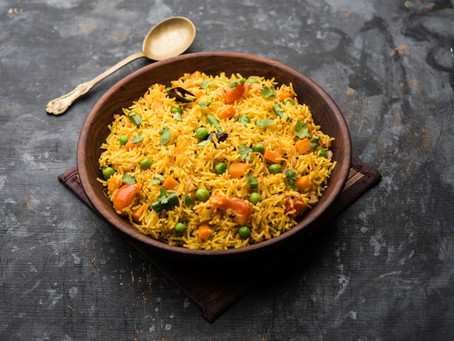 MOST POPULAR INDIAN DISHES MADE WITH RICE