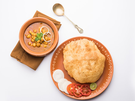 Some Must Try Healthy, Traditional Indian Dishes Made Using Chick peas