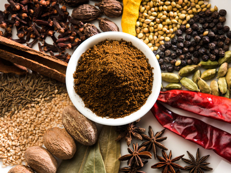 GARAM MASALA – The Warm Indian Spice Blend